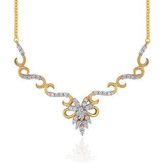 Beautiful sparkling diamond  Tanmaniya PRA1T3659SI-JK18Y