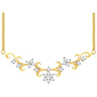 Beautiful sparkling diamond  Tanmaniya NTB029SI-JK18Y