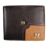 Mandu Genuine Leather Men Wallet -  (MD-356-1)