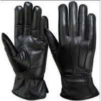 Exclusive Winter Leather Gloves