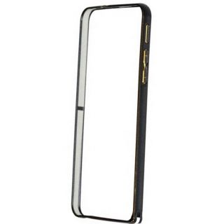 Apple Iphone 4S Bumper Case Cover Black With SD Card Reader