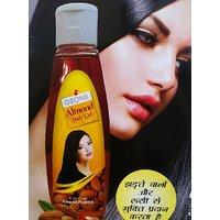 OZONE ALMOND HAIR OIL HAIR ROOTS  SCALP-LONG AND STRONG HAIR (100ml)