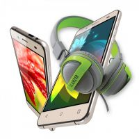 REACH Allure LITE WCDMA 1.2 Quad Core 1GB RAM 8GB ROM Andoroid 5.1 Smart Phone (With Headphone Worth Rs 999 )