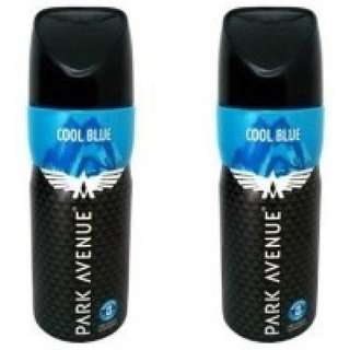2 Park Avenue NEW COOL BLUE Deodorant Spray - For Boys