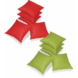Cushion Covers Set 40 X 4 Cms( Buy 5 Get 5)