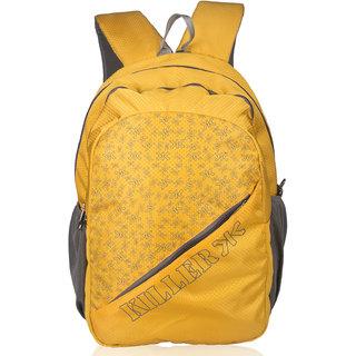 Killer Multicolor Back Padding Backpack