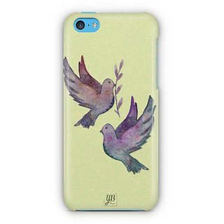 YuBingo Flying Birds Designer Mobile Case Back Cover for Apple iPhone 5C