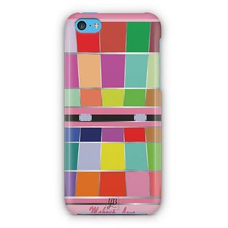 YuBingo Makeup Love Designer Mobile Case Back Cover for Apple iPhone 5C