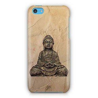 YuBingo Lord Buddha Designer Mobile Case Back Cover for Apple iPhone 5C