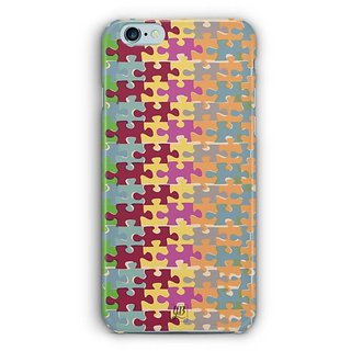 YuBingo Puzzle Patterns Designer Mobile Case Back Cover for Apple iPhone 6 / 6S