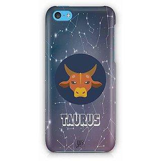 YuBingo Taurus Designer Mobile Case Back Cover for Apple iPhone 5C