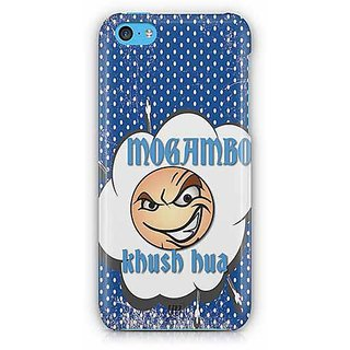 YuBingo Mogambo Khush Hua Designer Mobile Case Back Cover for Apple iPhone 5C