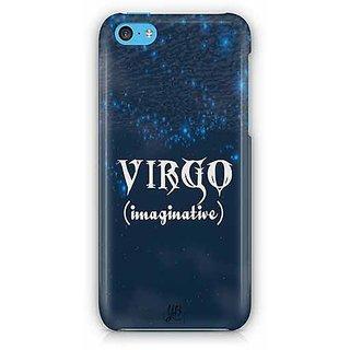 YuBingo Virgo (Imaginative) Designer Mobile Case Back Cover for Apple iPhone 5C