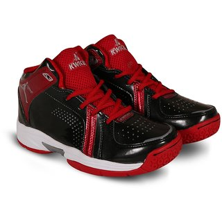 KWICKK BasketBall Shoe slam Dunk Black
