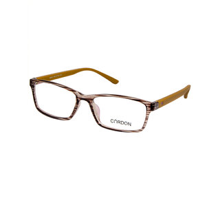 Cardon Brown Full Rim Rectangular  EyeFrame