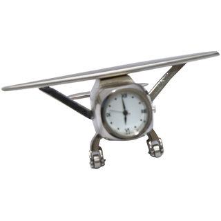 Aviatorshopper airplane table clock