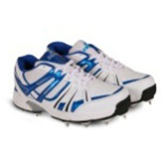 KWICKK Full Spike Cricket Shoe T-20 Blue