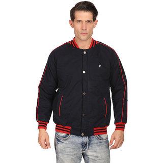 Neva Navy Long Sleeve Jacket For Men