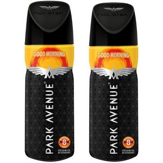Park Avenue Good Morning Deodorant Spray - For Men Boys (260 ml)