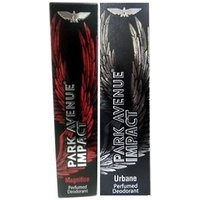 Park Avenue Impact Magnifico,Urbane Prefumed Deodorants Pack Of 2 For Men Combo Set (Set Of 2)