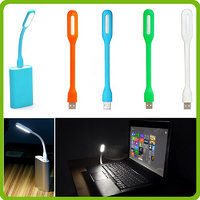 Pack of 2 USB LED Light for PC, Mobile Phones and USB Chargers (Colors May Vary)