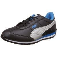 Puma Men Silver Speeder Tetron II Casual Shoes