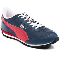 Puma Men Red Speeder Tetron II Casual Shoes