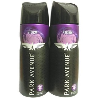 Park Avenue Storm Body Spray - For Boys, Men (300 ml)