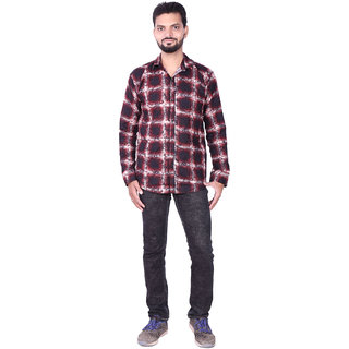 Navya Multi Shirt For Mens NC5005