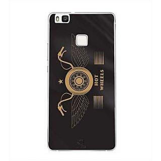 YuBingo Hot Wheels Designer Mobile Case Back Cover for Huawei P9 Lite