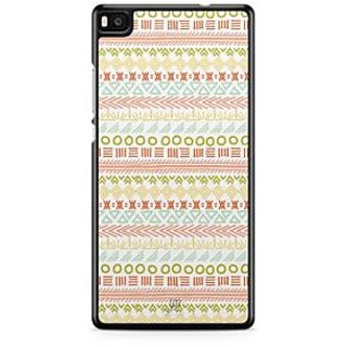 YuBingo Colourful pattern Designer Mobile Case Back Cover for Huawei P8