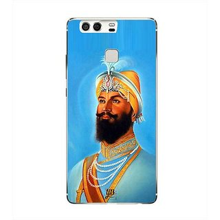 YuBingo Guru Gobind Singh Designer Mobile Case Back Cover for Huawei P9