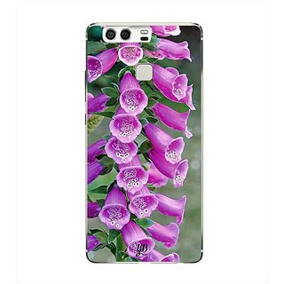 YuBingo Bunch of purple flowers Designer Mobile Case Back Cover for Huawei P9