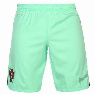 Light green football shorts