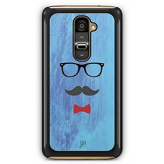 YuBingo The complete Man Designer Mobile Case Back Cover for LG G2
