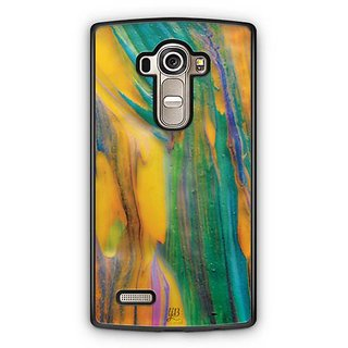 YuBingo Oil Paint Rainbow Designer Mobile Case Back Cover for LG G4