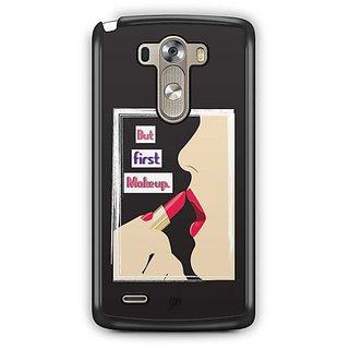 YuBingo Makeup First Designer Mobile Case Back Cover for LG G3