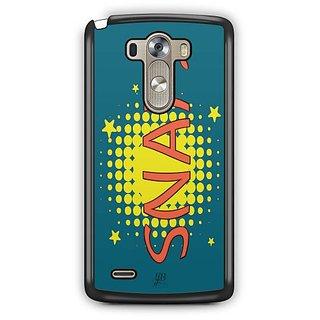 YuBingo Snap! Designer Mobile Case Back Cover for LG G3