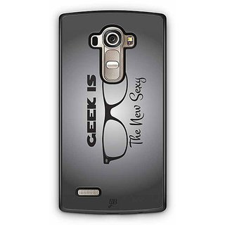 YuBingo Geek is the New Sexy Designer Mobile Case Back Cover for LG G4