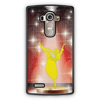 YuBingo Dance Dance Designer Mobile Case Back Cover for LG G4