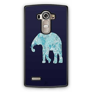 YuBingo The Elephant Designer Mobile Case Back Cover for LG G4