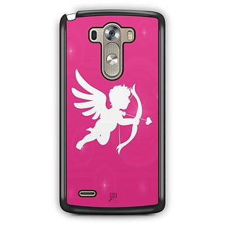 YuBingo Love Angel Designer Mobile Case Back Cover for LG G3