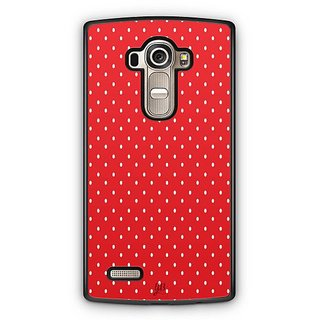YuBingo Beautiful Dotted Pattern Designer Mobile Case Back Cover for LG G4