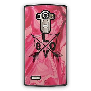 YuBingo Love  Designer Mobile Case Back Cover for LG G4