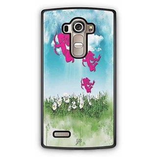 YuBingo Cupid Strikes Designer Mobile Case Back Cover for LG G4