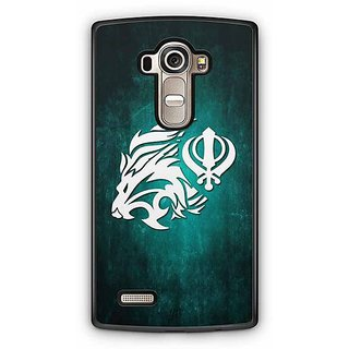 YuBingo Shera di Kaum Designer Mobile Case Back Cover for LG G4