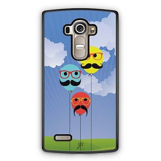 YuBingo Balloons with Moustaches Designer Mobile Case Back Cover for LG G4