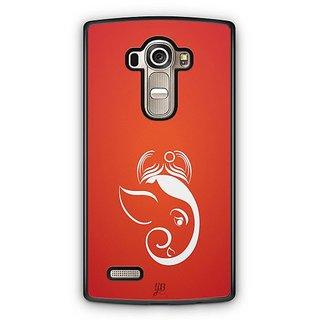 YuBingo Shree Ganeshay Namah Designer Mobile Case Back Cover for LG G4