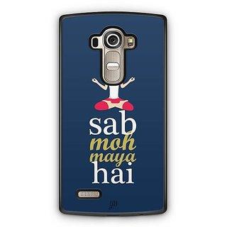 YuBingo Sab Moh Maya Hai Designer Mobile Case Back Cover for LG G4