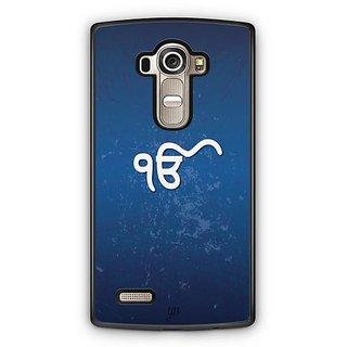 YuBingo Ik Onkar  Designer Mobile Case Back Cover for LG G4